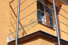 19 Balkónové zábradlie