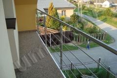 97 nerezova balustrada