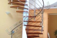 11 Vretenové schody