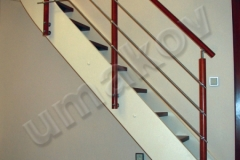 14 Bočnicové schodisko