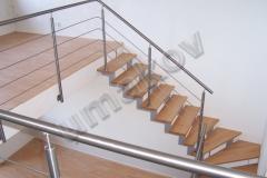 20 Dvojnosníkové schodisko