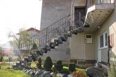21 exterierove schody
