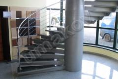 33 Točité schodisko