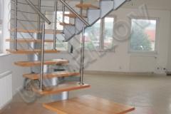 37 Segmentové schody