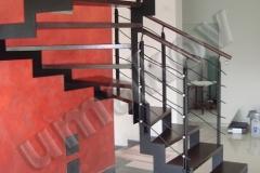 65 interierove schody