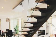 Nosníkové schodisko