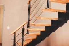 Segmentové schodisko