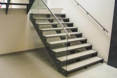 Výpalkové schodisko