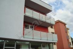 12 Zábradlie, balkón