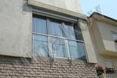95 francuzky balkon skleneny